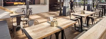 Harrows Outdoor Furniture Fire U0026 Ice Cafe Restaurant U0026 Bar Harrows Contract Furniture