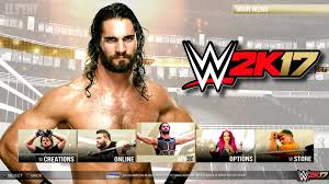 themes for android wwe wwe 2k17 demo main menu skins options wwe 2k17 ps4 notion