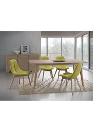 Scandi Dining Table Marnie Dining Table Scandi Style Furniture Onceit
