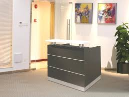 Small Receptionist Desk Office Front Desk Furniture Office Small Reception Desk