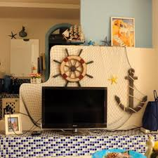 2m x 1 5m nautical home decorative fishing net wall decoration