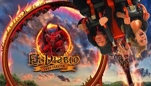When Is Six Flags Great Adventure Open El Diablo Is Coming To Six Flags Great Adventure