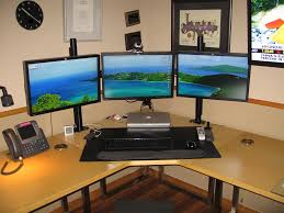 gaming office setup computer desk setup awful images ideas best on pinterest gaming 49