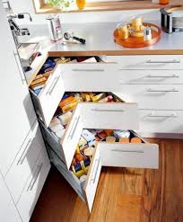 Clever Kitchen Designs 4 Clever Kitchen Storage Ideas Wallspan Kitchens Adelaide