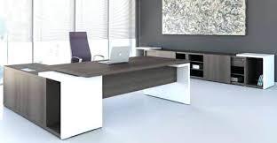 bureau metal verre bureau verre blanc beautiful bureau direction pr manager bureau