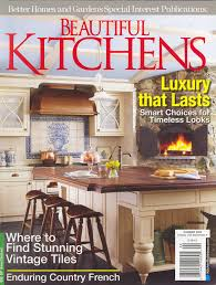 Better Homes And Gardens Summer - better homes and gardens beautiful kitchens summer 2009 u2013 stone