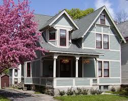 dark gray exterior house color home design ideas attractive blue
