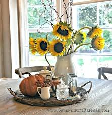 Kitchen Table Centerpiece Everyday Table Centerpiece Ideas Dining Room Decor