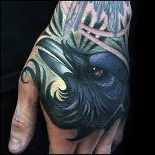 50 badass hand tattoos for men masculine design ideas