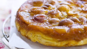 cuisiner les mirabelles recette tatin de mirabelles au zeste d orange recettes les
