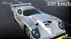 panoz gran turismo 6 panoz esperante gtr 1 race car u00271998 399 km h top
