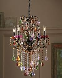 Colored Chandelier Colored Chandelier From Seventh Avenue 707066