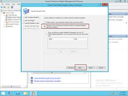 simple guide configure ad rms templates u2013 part 2 just a random