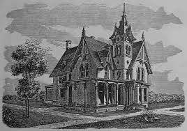 second empire house plans haunted house design pictures from haunted styles 1873