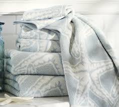 starfish towel starfish jacquard 650 gram weight bath towels pottery barn