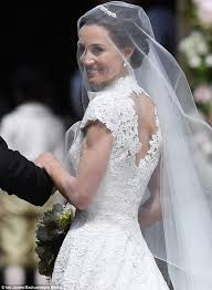 wedding dress daily the dress and fashion nightmares at pippa s wedding daily