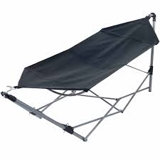 Hammock Stands Stalwart Portable Hammock With Frame Stand And Carrying Bag