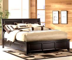 bed frames espresso king storage beds with at drawers underneath