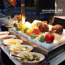 Cheap Lunch Buffet by Kl Tower Revolving Restaurant Lunch Buffet Blue Coral Aquarium