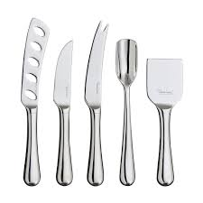buy robert welch radford v cheese knife gourmet set set of 5 amara
