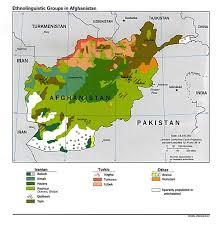 Korengal Valley Map Afghanistan Ethnoling 97 Jpg