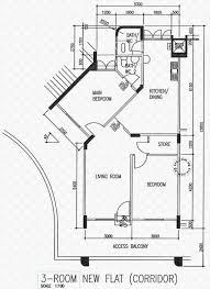 100 3 room flat floor plan 100 simple open floor house