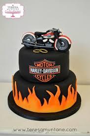 harley davidson wedding cakes harley davidson wedding cake cake by teresa muntané cakesdecor