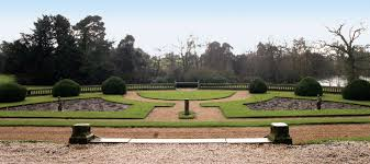 marquee and the walled gardens wroxall abbey