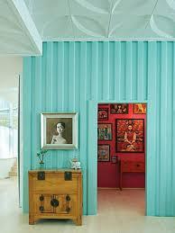 türkise wandgestaltung wandfarbe türkis für ein modernes zuhause