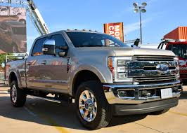 Ford F250 Pickup Truck - 2017 ford super duty all aluminum trucks announced
