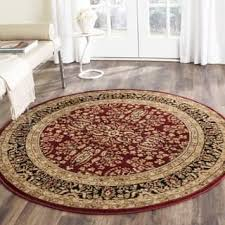 Round Traditional Rugs Traditional Round Oval U0026 Square Area Rugs Shop The Best Deals