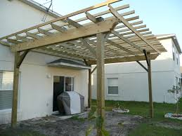 simple ideas patio trellis easy contemporarytransitional pergolas