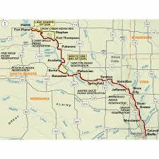 clark map adventure cycling association lewis clark section 2 route maps