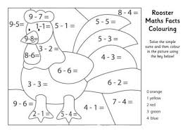 images of ox maths facts coloring sc