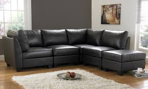 Leather Sofas Recliners Large Cream Leather Corner Sofas Centerfordemocracy Org