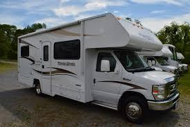 rv rentals rv dealership campers travel trailers motorhomes winnebago minnie winnie 25b class c motorhome