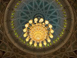 Sultan Qaboos Grand Mosque Chandelier Muscat Oman Why I Hated It And Will Never Go Back