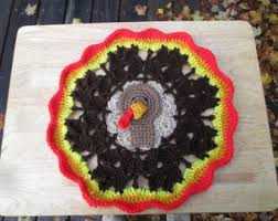 turkey placemats turkey placemat etsy