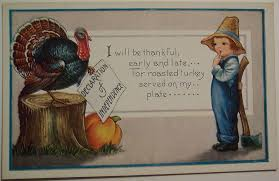 thanksgiving ads the november is truly