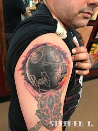 deathstar by stephen lindsay white tiger rochester ny
