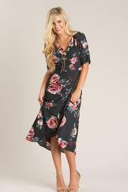 floral dresses dresses for women morning lavender