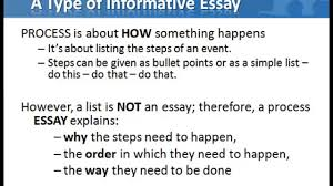 writing a process paper 3 tips to improve writing in english video dailymotion how to write an informative essay