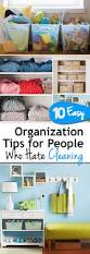 organizatoin hacks 10 easy organization tips for people who cleaning wrapped