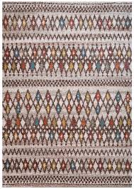 Midcentury Modern Rugs Mid Century Retro Modern Multi Color Pattern Rug Woodwaves