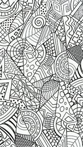 pattern coloring pages for adults abstract doodle zentangle coloring pages colouring detailed