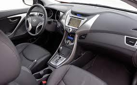 hyundai elantra white 2013 hyundai elantra coupe first drive automobile magazine
