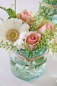 jar flower arrangements jar flower arrangement vibeke design we beautiful