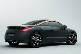 peugeot history peugeot confirms debut of production 260hp rcz r at goodwood festival