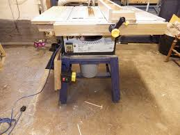 how make a table saw how to make a crappy table saw into a good one