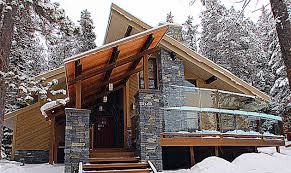 alpine home design utah a modern mountain alpine home design that includes a steep sloped